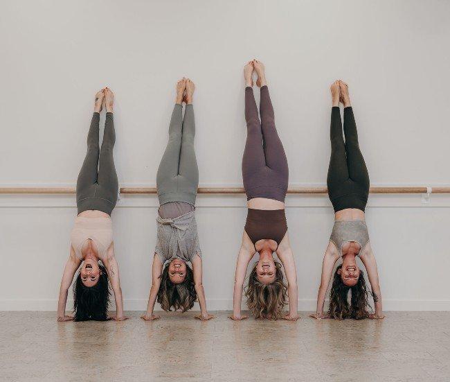 Yoga Strength - Gold Coast - Floating Lotus - Studio