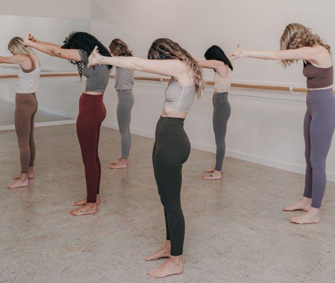 Yoga Stretch - Fleibility Gold Coast - Floating Lotus Studio